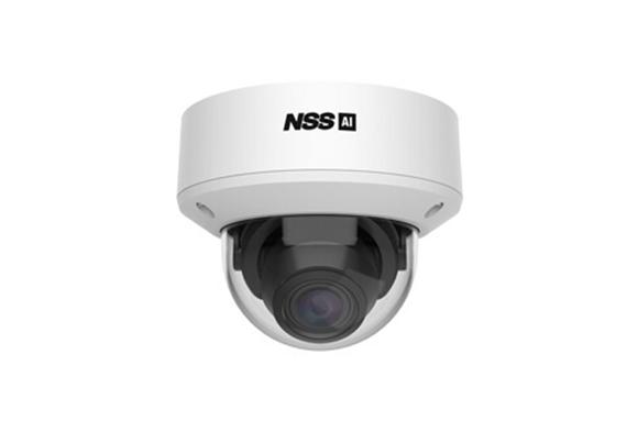 AI搭載防犯カメラ