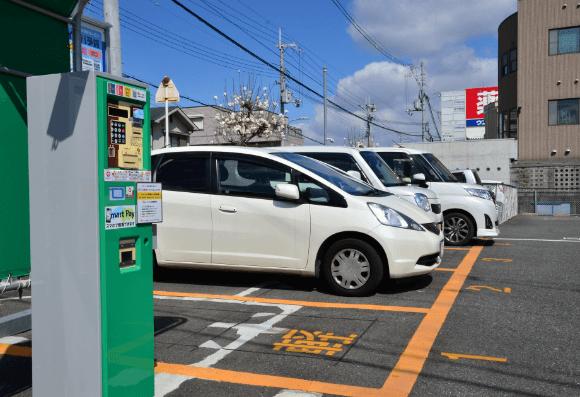 駐車場の障害対応